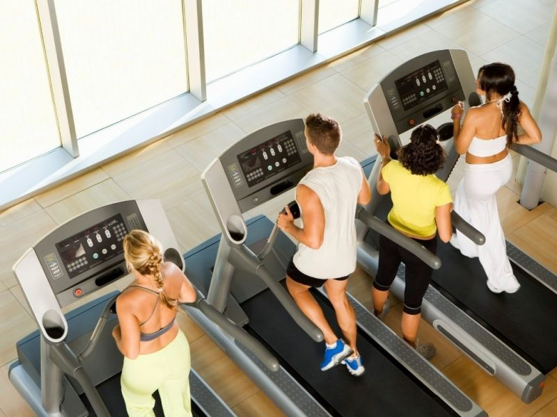 use of treadmill